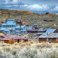 Old Bodie Gold Mining Town by AJ Schibig