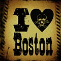 Old Boston by Randolph Ping