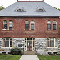 Old Botany Building Penn State  by John McGraw