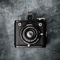 Old Box Camera by Edward Fielding