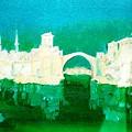 Old Bridge In Mostar by FS Boric