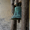 Old Bronze Bell by Sami Sarkis
