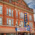 Old Brown Theater - Wapak Theater by Pamela Baker