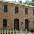 Old Brunswick County Jail by Robin Keith McCown