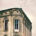 Old Building by Jill Battaglia