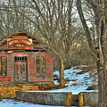 Old Building by Todd Hostetter