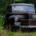 Old Car 1941 by Linda  Howes