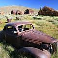 Old Car by Carl Hinkle