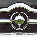 Old Car Grille by Karl Rose