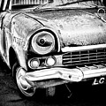 Old Car by Nelson Mineiro