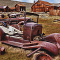 Old Cars Bodie by Garry Gay