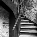 Old Castle Stairway by Helena Jajcevic