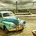 Old Chevrolet by Daliana Pacuraru