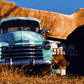 Old Chevrolet by Terry Fiala