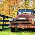 Old Chevy by Cynthia Wolfe