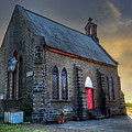 Old Church by Charuhas Images