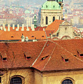 Old Church In Prague by Svetlana Sewell