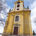 Old Church by Miroslav Nemecek