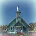 Old Church by Pamela Walton