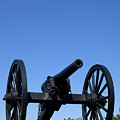 Old Civil War Cannon by Anthony Totah