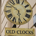 Old Clocks by Ann Horn