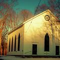 Old Clove Church by Eleanor Abramson