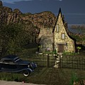 Old Cottage by Michael Wimer