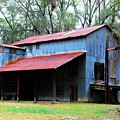 Old Cotton Gin 02 by Andy Savelle