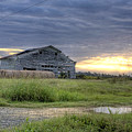 Old Country Barn by James Davidson