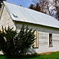 Old Country Church by Diana Hatcher