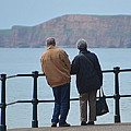 Old Couple by Andy Thompson