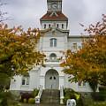 Old Courthouse - Corallis Oregon by HW Kateley