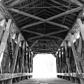 Old Covered Bridge by Nichole May