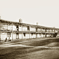 Old Cuartel. Mexican Soldiers Barracks Monterey Circa 1885 by California Views Archives Mr Pat Hathaway Archives