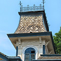 Old Cupola by Dave Mills