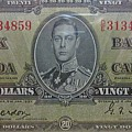 Old Currency  by John Malone