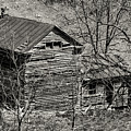 Old Deserted Farmhouse 3 by Bob Phillips