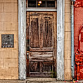 Old Door by Christopher Holmes