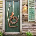 Old Door by Scott Moore