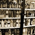 Old Drug Store Goods by DigiArt Diaries by Vicky B Fuller