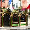 Old Dublin Pubs # 2 by Mel Steinhauer