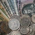 Old Ecuadorian Currency by Robert Hamm