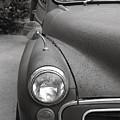 Old English Car by Marilyn Hunt