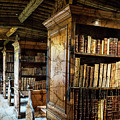 Old English Library by Jacek Wojnarowski