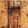 Old Escape by Steven Milner