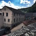 Old Factory  by Eva-Maria Di Bella