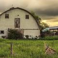 Old Farm by Keri Harrish
