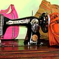 Old Fashion Machine by Alisha Robertson