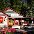 Old Fashioned General Store by Mountain Dreams