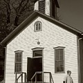 Old-Fashioned School House